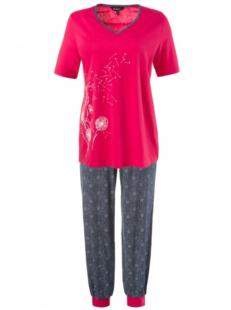 pyjama-ulla-popken-rouge