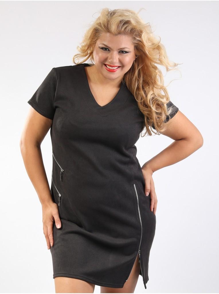 robe-noire-edmond-boublil