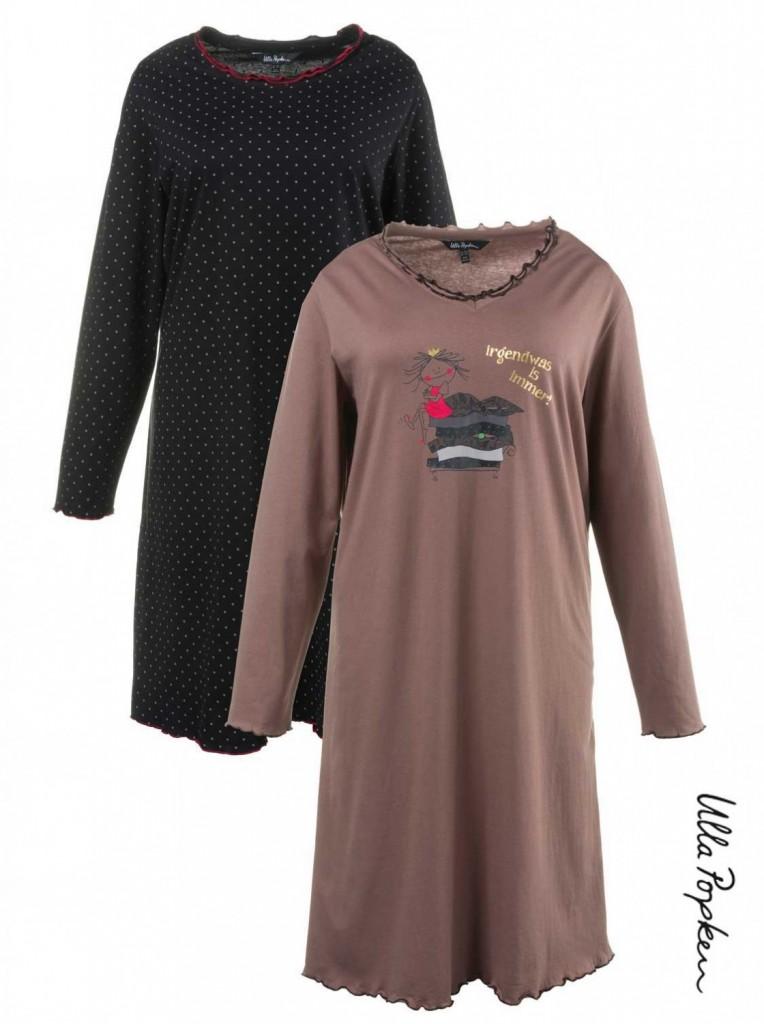 robe-t-shirt-ulla-popken-choco-x2