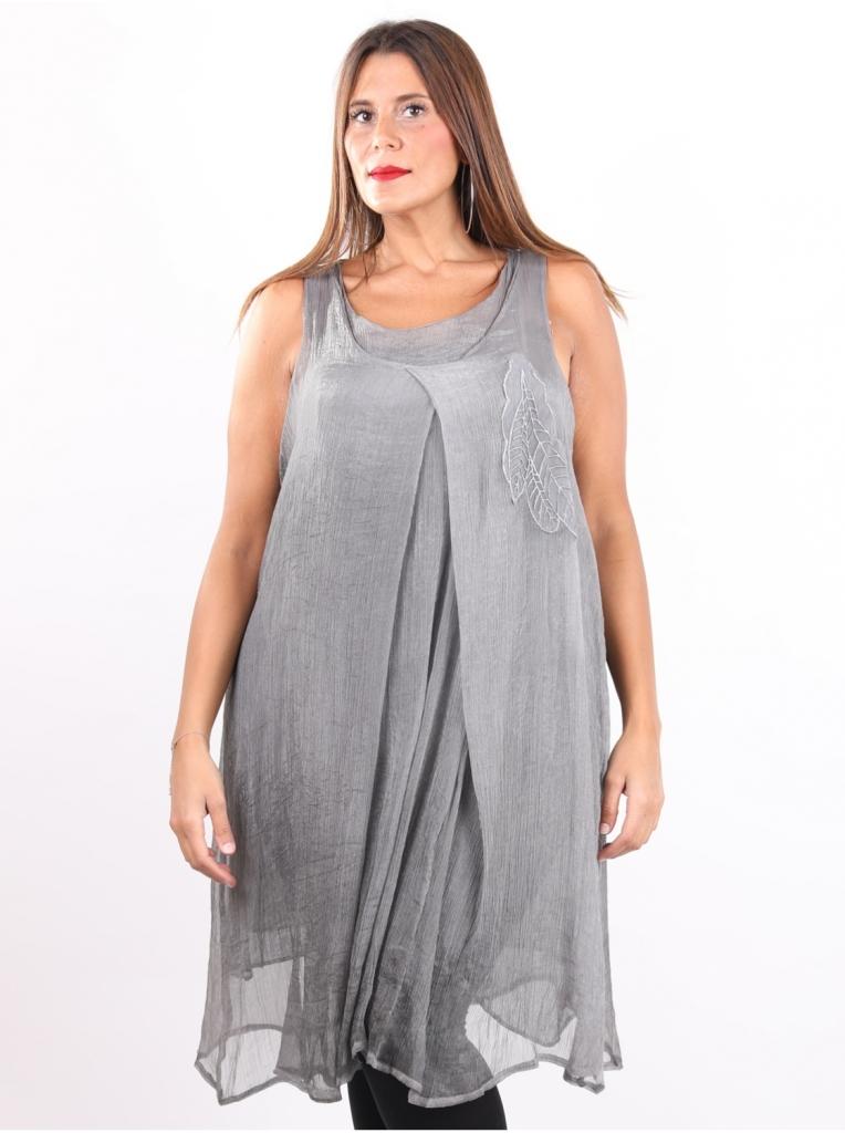 robe-anthracite-en-soie